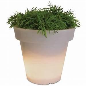 Pot Fleur Lumineux : catgorie pot de fleur page 9 du guide et comparateur d 39 achat ~ Nature-et-papiers.com Idées de Décoration