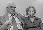 Jan and Miep Gies Poster