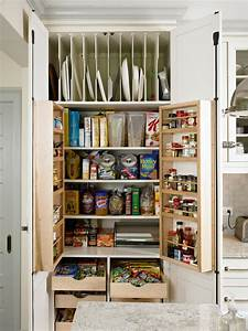 36 sneaky kitchen storage ideas ward log homes for Kitchen pantry storage solutions
