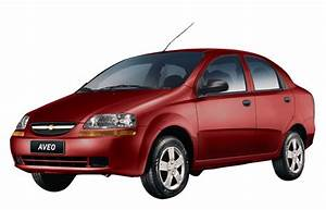 Wiring Diagram Chevrolet Aveo Family