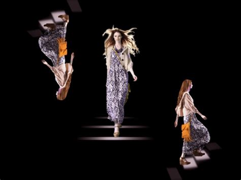 Holographic Fashion Show By Forever 21