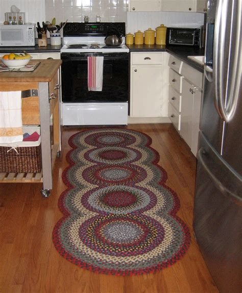 Kitchen Rugs by Kitchen Rug Ideas Nay Or Yea Homesfeed