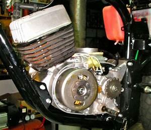 Powerdynamo  For Kawasaki G7 And Kh 125