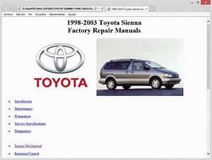 Toyota Sienna  1998