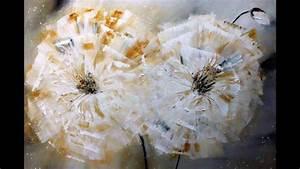 Blumen Bilder Gemalt : blumen gemalt von elsa wei bekolli v2 youtube ~ Orissabook.com Haus und Dekorationen