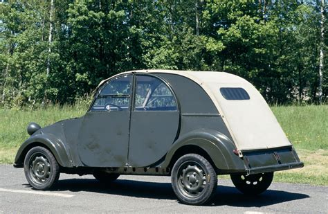 Prototype Cv by Citroen 2cv 1948 1990 Speeddoctor Net Speeddoctor Net