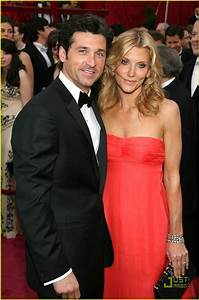 Jillian Fink files for divorce with Patrick Dempsey after ...