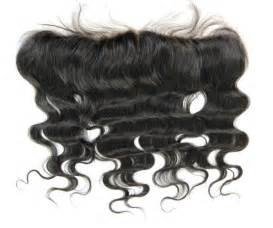 wave sew in wave lace frontal mane accessories