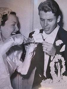 Audie Murphy And Family Sons James Shannon Murphy And