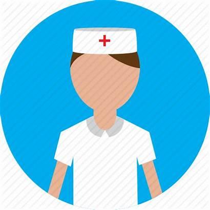 Nurse Icon Male Medical Icons Hospital Flat