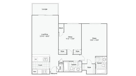 One Bedroom Apartments In Alexandria Va by One Bedroom Apartments In Alexandria Va Arrive Alexandria