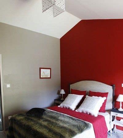 chambre à coucher adulte moderne chalet éco de chambre et montagne deco