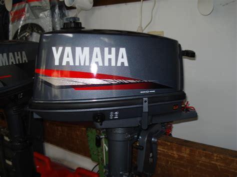 Yamaha Buitenboord by 5pk Klijzing Yamaha Buitenboordmotoren En