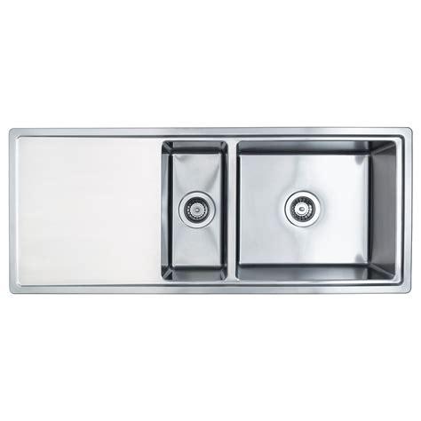 stainless steel kitchen sink inserts 449 bredsk 196 r 1 1 2 bowl insert sink with drainer ikea 8265