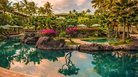 Grand Hyatt Kauai Resort and Spa, Kauai, Hawaii