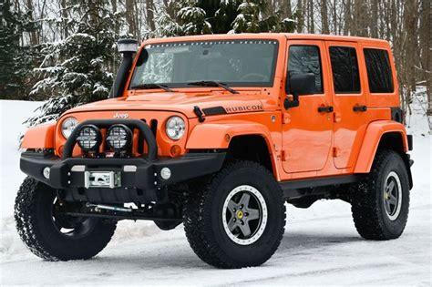 jeep rubicon orange orange rubicon jeep life pinterest