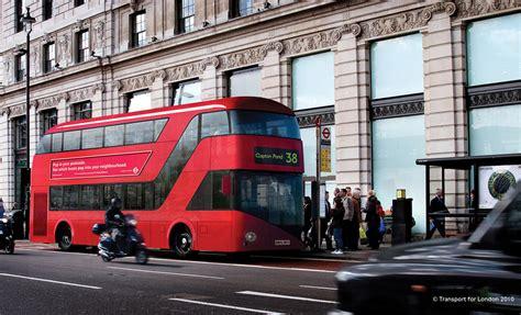 aston martin designed bus ready  london service
