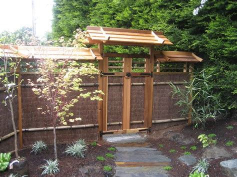 Japanischer Garten Privat by Japanese Zen Gardens Plan The Gate Inviting But