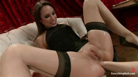Blistering Amber Rayne Has Her Ass Hole Fisted 4tube