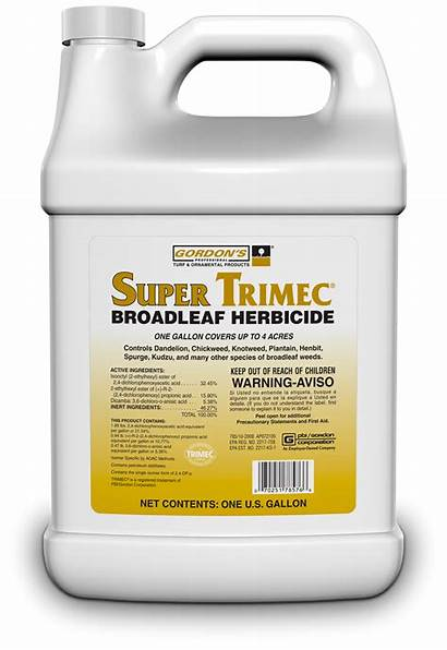 Herbicide Trimec Broadleaf Super Gordon Pbi Lawn