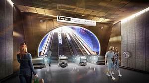 London Underground Station Design Idiom