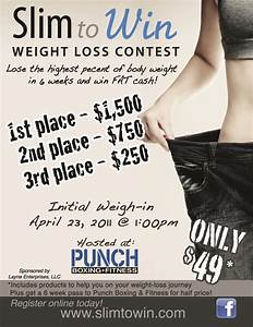 weight loss challenge flyer template yourweek 31024eeca25e With weight loss challenge flyer template