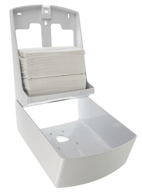 dispense excel paper towel dispenser white excel bc528w