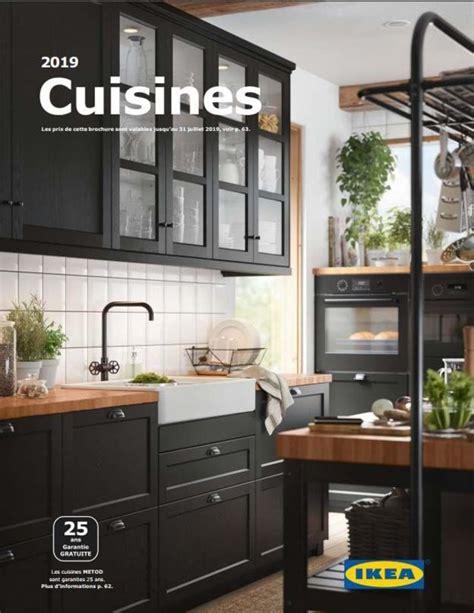 catalogue ikea cuisines  cote maison