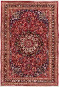 Oriental Carpet Pillows by Antique Mashad Oriental Rug C53d9421