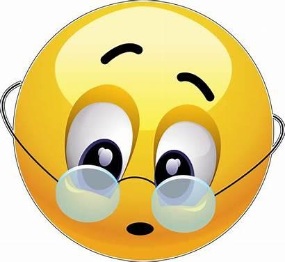 Emoji Glasses Smileys Emoticon Emoticons Looking Smiley