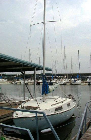 Boat Slips Rental Lake Ray Hubbard by San Juan 21 Sailboat For Sale