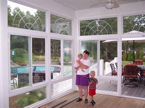 vinyl sunrooms affordable 4 season sunroom installation kits