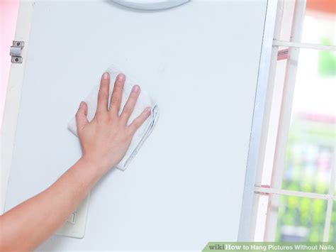 nails hang without step wikihow ways hooks ends