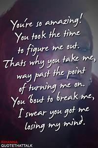 rihanna quotes on Tumblr