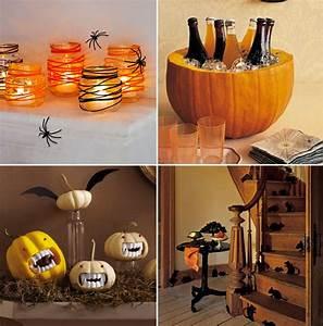 Decoration Halloween Pas Cher : d co diy simple et rapide pour halloween 3 ~ Melissatoandfro.com Idées de Décoration