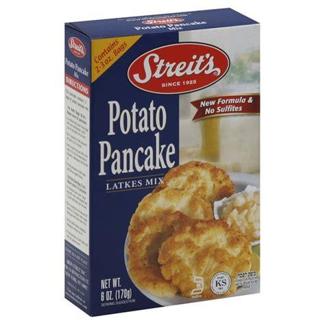 Maybe a little ranch mixed with. Streit's Latkes Mix, Potato Pancake (6 oz) from Safeway - Instacart