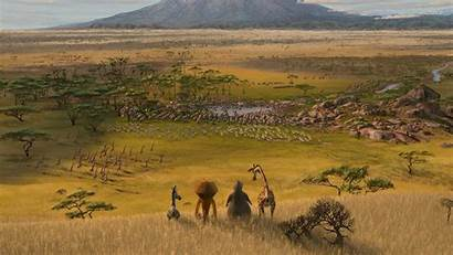 Madagascar Africa Escape Wallpapers Background Alex Scenes