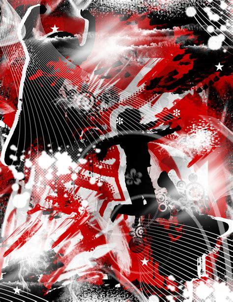 merah putih  hitam  vanludwiq  deviantart