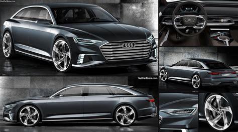 Audi Prologue Avant by Audi Prologue Avant Concept 2015 Pictures Information