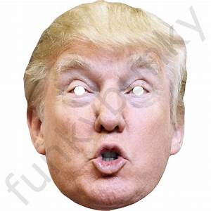 Donald Trump Mask - Personalised and Celebrity Masks With ...