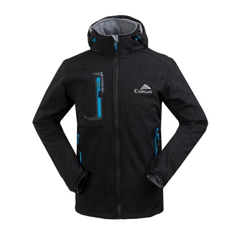 windproof and waterproof cycling jacket free shipping mens windproof waterproof softshell cycling