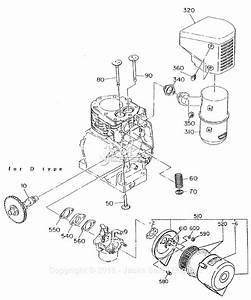 Robin  Subaru Ey15 Exhaust