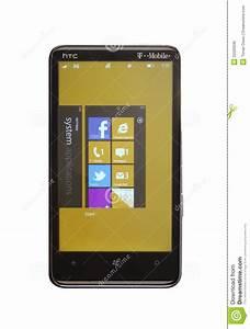 Windows Phone 7.5 Mango Editorial Photo - Image: 22293936