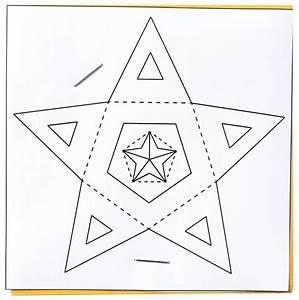 3d Stern Basteln 5 Zacken : grundanleitung zauberhafte lorenzo sterne basteln ~ Lizthompson.info Haus und Dekorationen