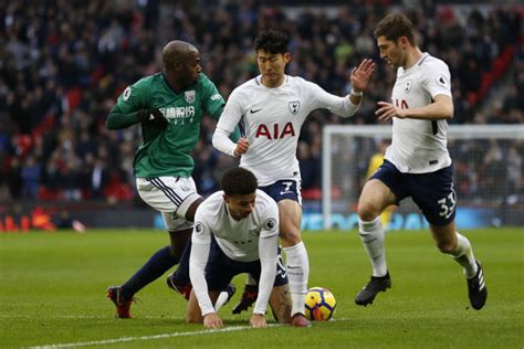 Tottenham Hotspur Players Rated And Slated Vs West ...
