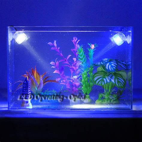 waterproof outdoor indoor underwater led l waterproof led aquarium light for coral reef fish