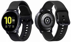 Samsung Galaxy Watch Active 2 Officiel Avec Lunette