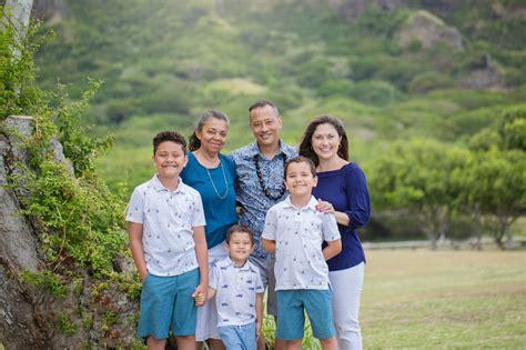 Keao's Photography, Hawaii Wedding And Family Portrait