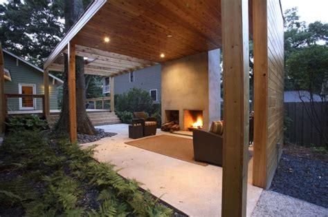 26 Modern Contemporary Outdoor Design Ideas