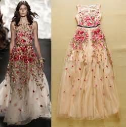 flower embroidered amp floral print formal dresses for girls